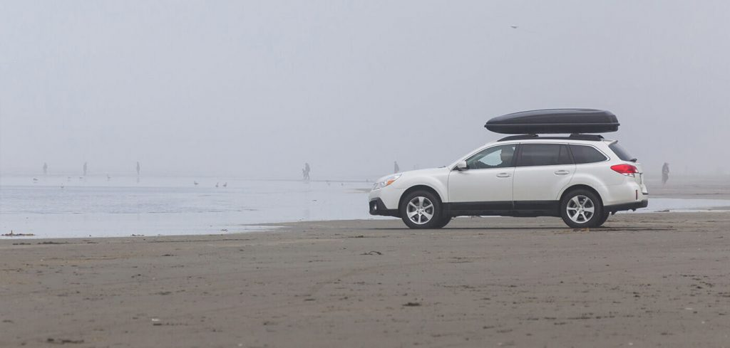 Subaru Outback Roof Cargo Box Guide Best Roof Box