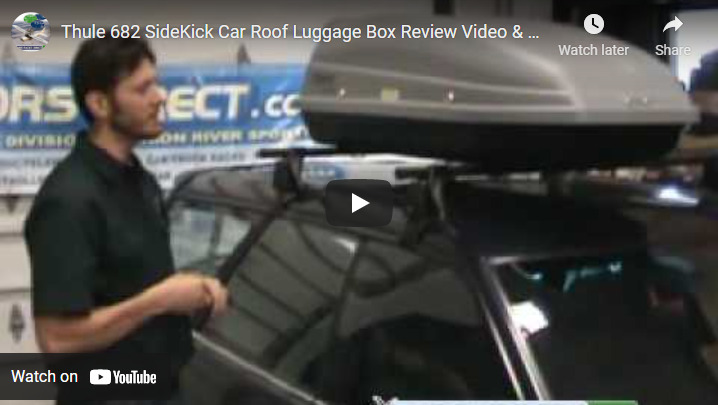 Thule Sidekick Cargo Box