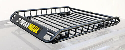 MaxxHaul 70115 Steel Roof Rack-150 lb Capacity