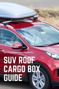 SUV ROOF box guide