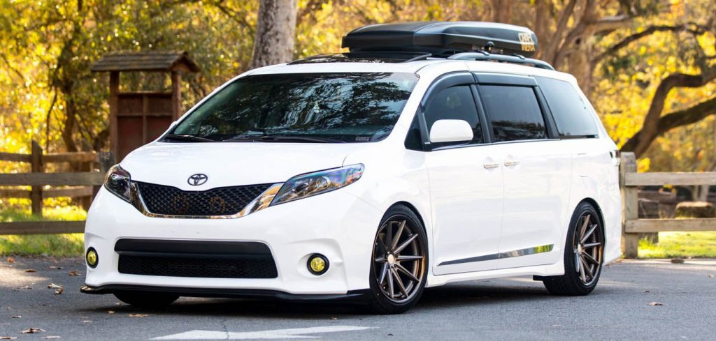 Toyota Sienna Roof Cargo Box Buyers Guide Best Roof Box