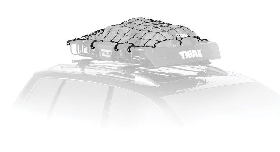 7. Thule 692 Mount Cargo Basket Net