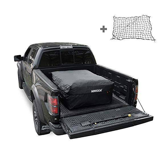 Marksign Truck Cargo Bag with Cargo Net