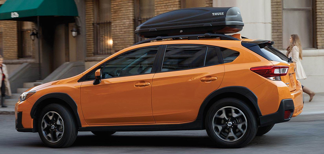 Subaru Crosstrek Cargo Roof Box Buyers Guide Best Roof Box