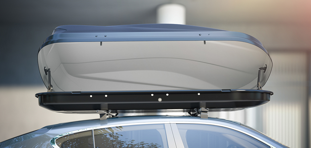 How to fit a Roof Box to your car