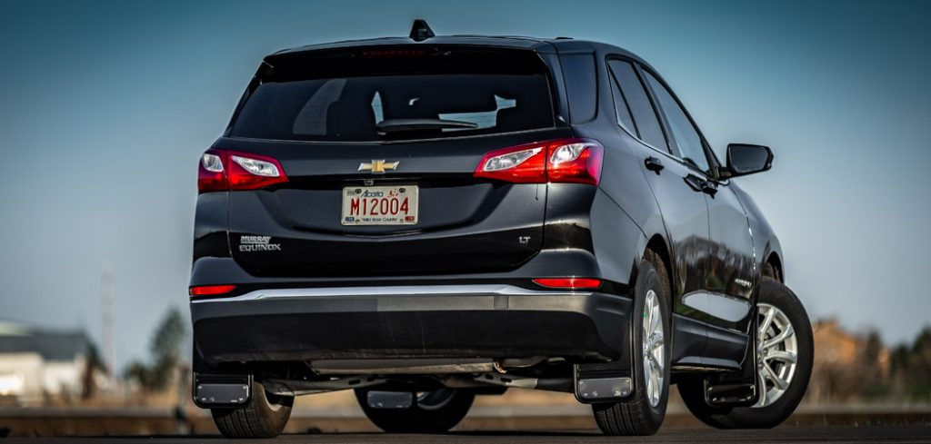 Chevrolet Equinox Roof Box Guide