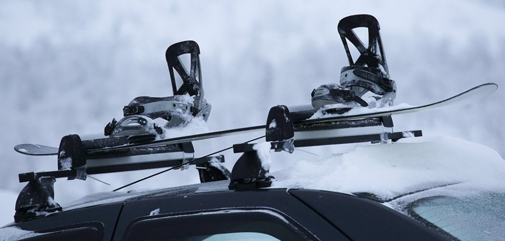 How to Transport a Snowboard on Your Car