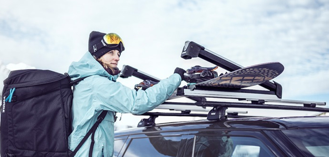 Thule Universal Snowboard Carrier Review