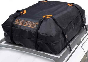 FieryRed Rooftop Cargo Bag