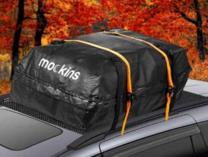 Mockins Waterproof Cargo Carrier for All Types of Vehicles