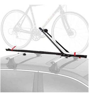 CyclingDeal Bike Car Roof Carrier Rack with Lock