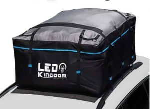 LEDKINGDOMUS rooftop cargo bag