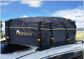 King Bird Waterproof Rooftop Bag