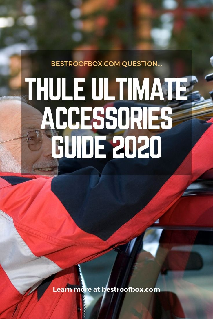 Thule Ultimate Accessories Guide Pin