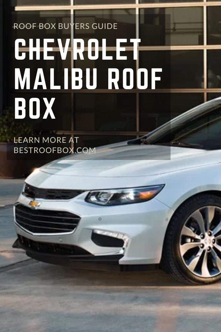 Chevrolet Malibu Roof Box Guide Box Pin