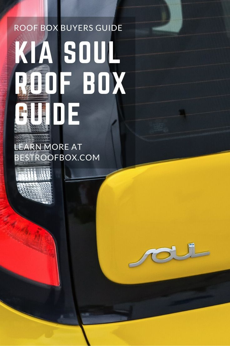 kia Soul Roof Box Pin