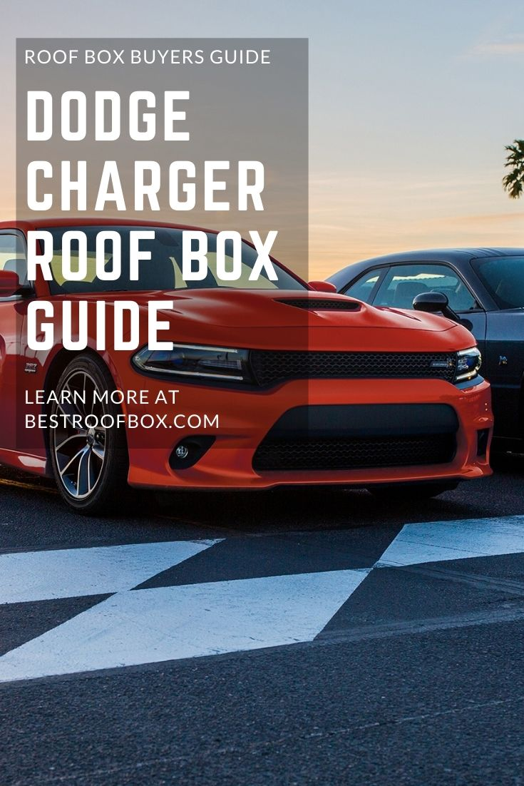 Dodge Charger Roof Box Pin