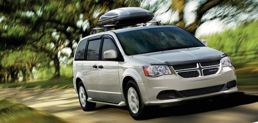 Dodge Grand Caravan Featured