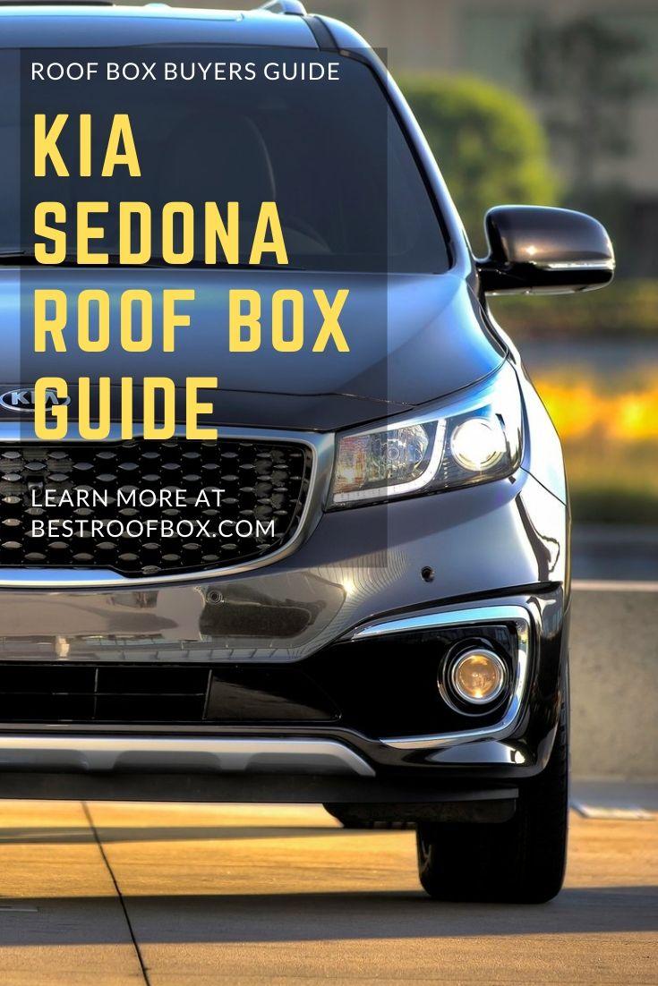 Kia Sedona Roof Box Pin