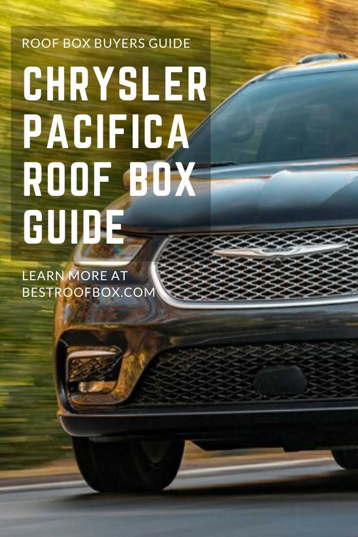 chrysler pacifica roof Box