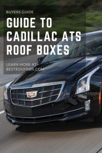 Cadillac ATS Roof Box Pin
