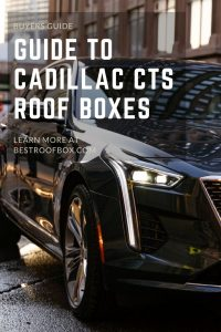 Cadillac CTS Roof Box Pin