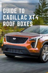 Cadillac XT4 Roof Box Pin