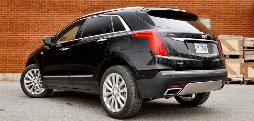 Cadillac XT5 Roof Box Buyers Guide