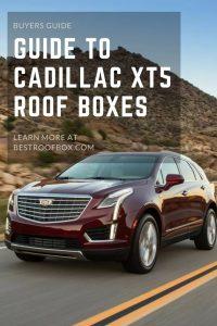 Cadillac XT5 Roof Box Pin