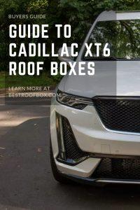 Cadillac XT6 Roof Box Pin