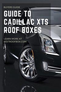 Cadillac XTS Roof Box Pin
