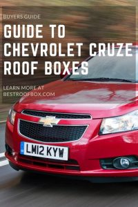 Chevrolet Cruise Roof Box Pin