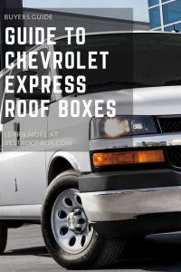 Chevrolet Express Roof Box Pin