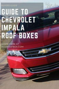 Chevrolet Impala Roof Box Pin