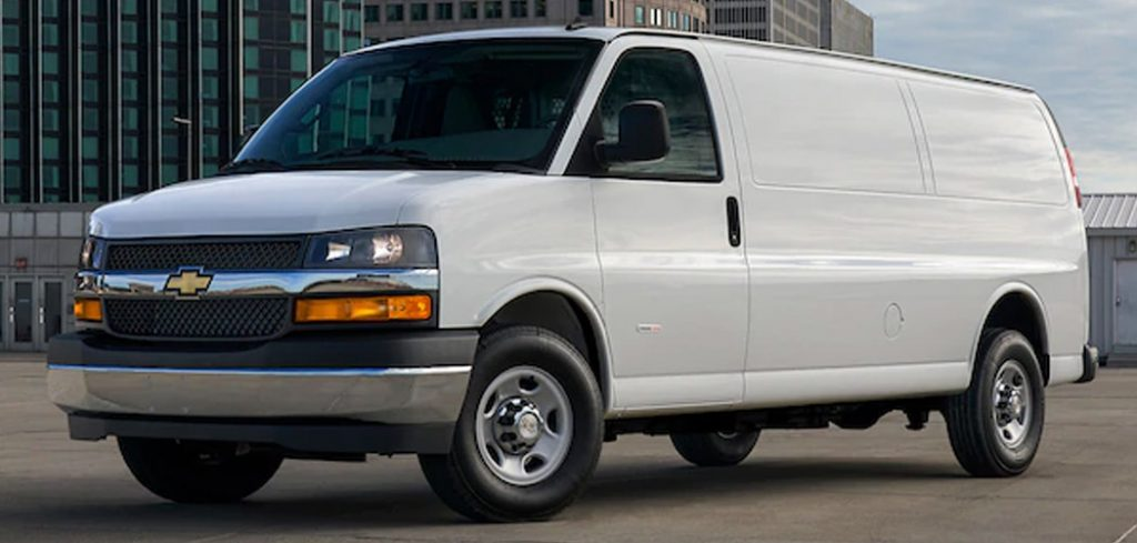 Chevrolet Express Roof Box Buyers Guide