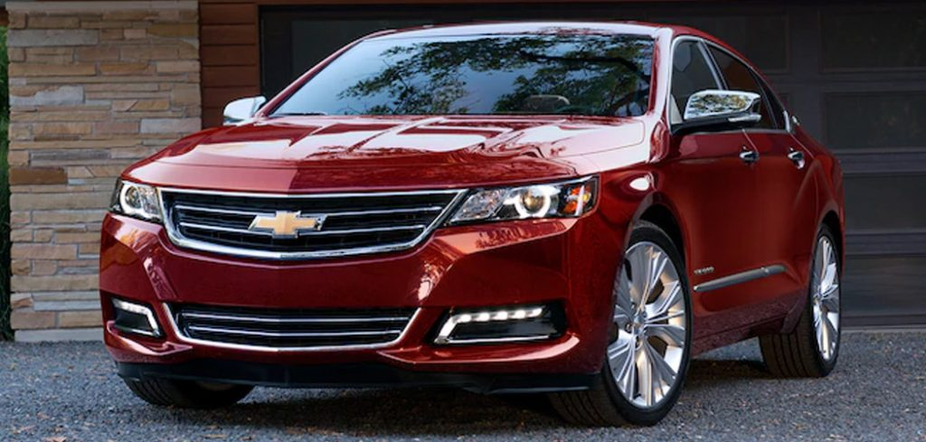 Chevrolet Impala Roof Box Buyers Guide