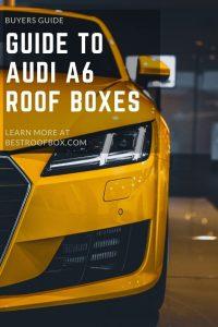 AUDI a6 Roof Box Pin