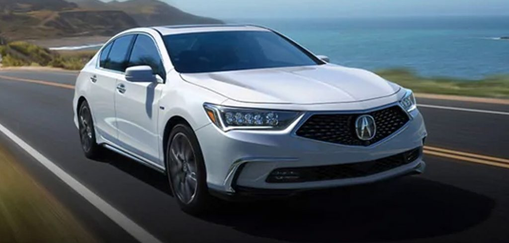 Acura RLX Roof Box Featured
