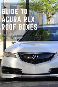 Acura RLX Roof Box Pin