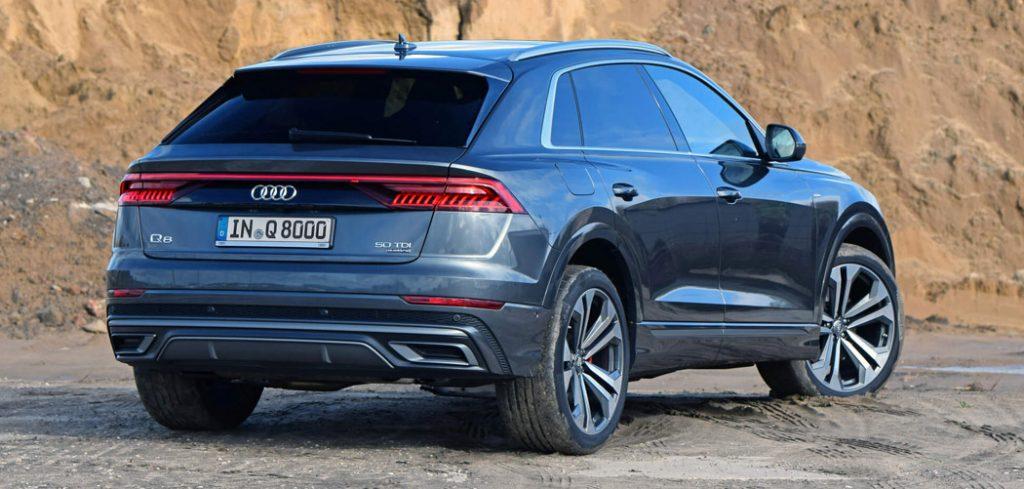 Audi Q8 Roof Box Featured