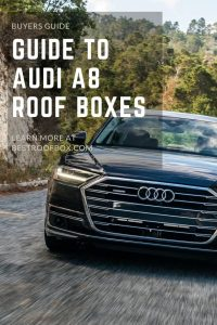 Audi a8 Roof Box PIN