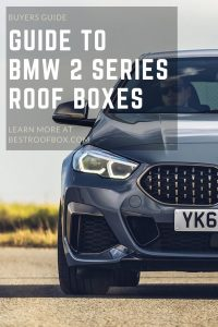 BMW 2 Series Roof Box Pin