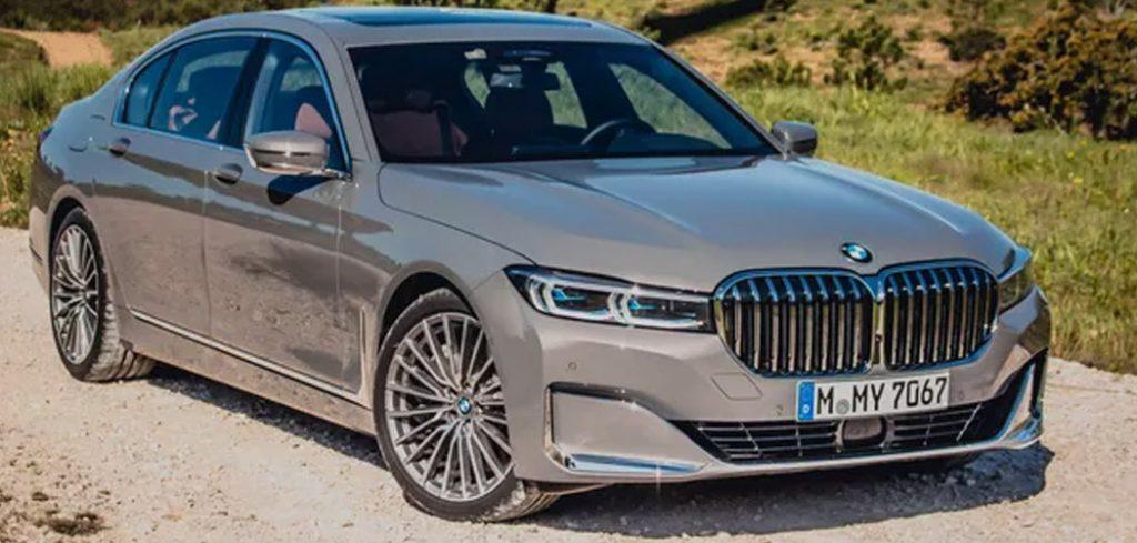 BMW 7 Series Featured