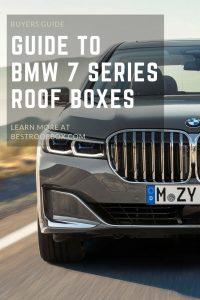 BMW 7 Series PIN