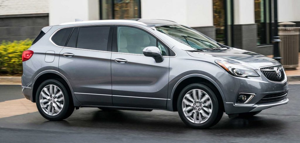 Buick Envision Roof Box Featured