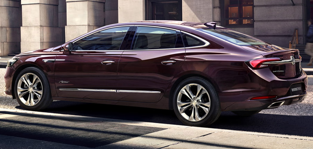 Buick LaCrosse Roof Box Featured
