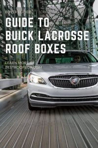 Buick LaCrosse Roof Box PIN