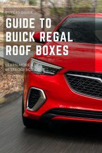 Buick Regal Roof Box PIN