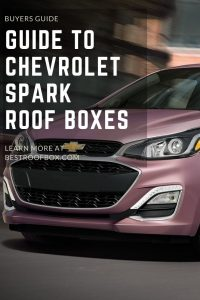 Chevrolet Spark Roof Box Pin