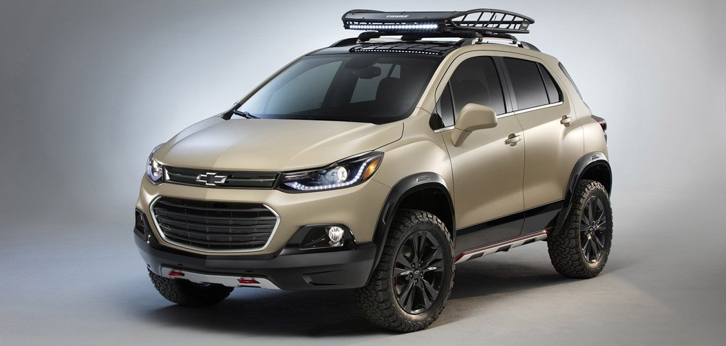 Chevrolet Trax Roof Box Featured